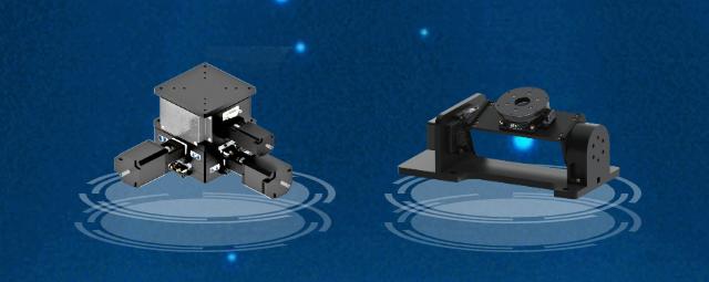 電動滑台-微型旋轉台